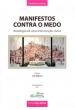 Manifestos contra o medo: antologia de uma intervenção cívica